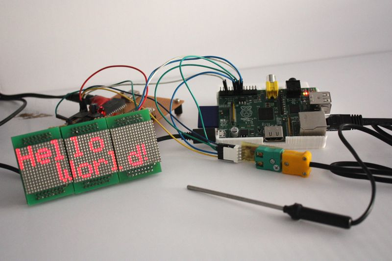 Miraculous Moving Code From Arduino To Raspberry Pi The Brokentoaster Blog Wiring Database Gramgelartorg