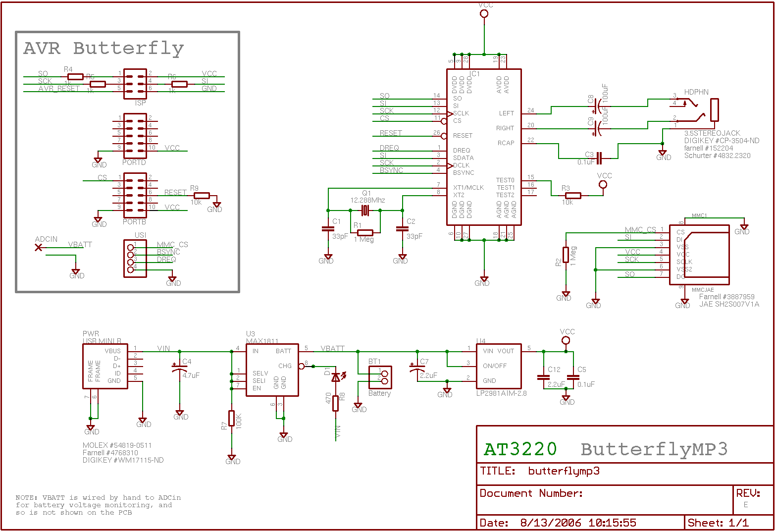 schematic avr butterfly mp3 mx321 avr wiring diagram pdf at cos-gaming.co